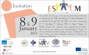 Invitation ESI-CM